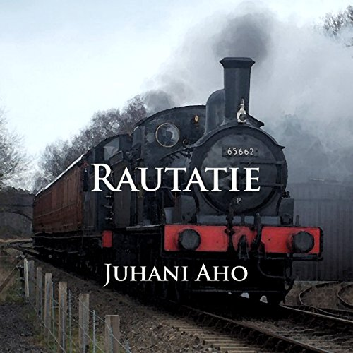 Rautatie audiobook cover art