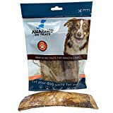 Meaty Smoked Rib Bones (5 Count Pack) - Made in USA - Rib Bones for Dogs - Natural Smoked USA Grass Fed Cattle Rib Bone Dog Chew