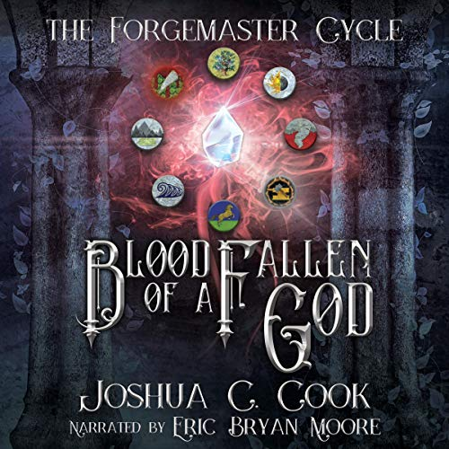 Blood of a Fallen God: Can One Man Resurrect a Dead God? Audiobook By Joshua C. Cook cover art