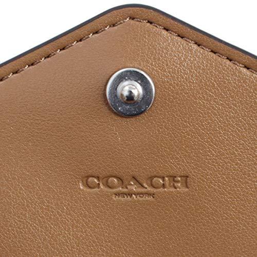 [コーチ]COACH二つ折り財布スモールウォレットカラーブロックシグネチャーキャンバス31548LHPVT//31548-LHPVT[並行輸入品]