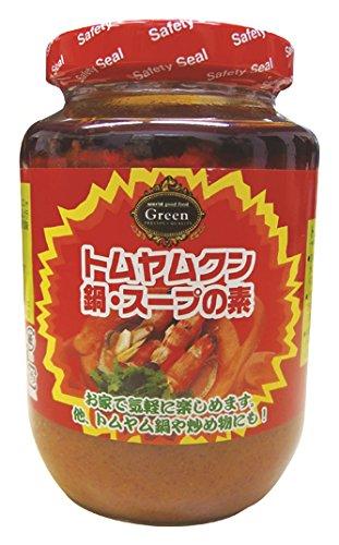 インターフレッシュ『新トムヤムクン鍋スープの素』