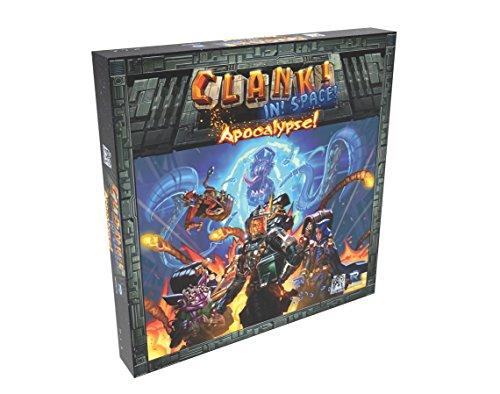 Renegade Game Studios 828 - Clank! In Space! Apocalypse!