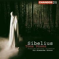 Sibelius: Tone Poems (2005-01-25)