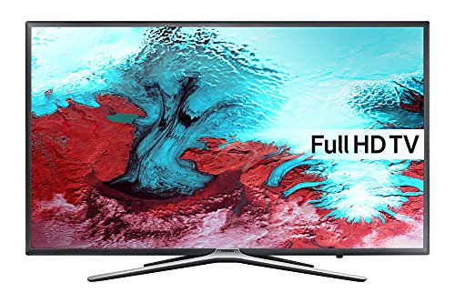 "Samsung UE40K5502AK 40"" Full HD Smart TV Wi-Fi Nero, Argento"