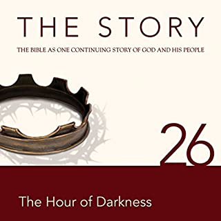 The Story, NIV: Chapter 26 - The Hour of Darkness (Dramatized) cover art