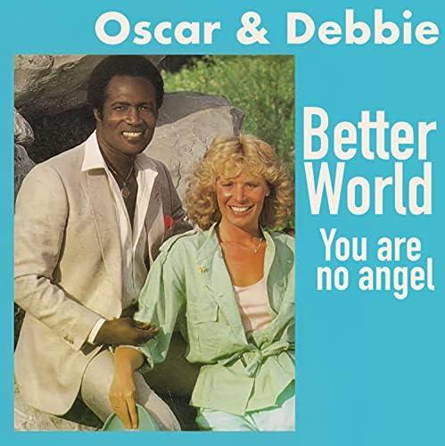 Oscar Harris & Oscar & Debbie