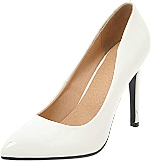 JOJONUNU Women High Heel Pumps