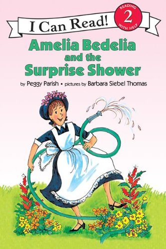 Amelia Bedelia and the Surprise Shower (I Can Read, Level 2)
