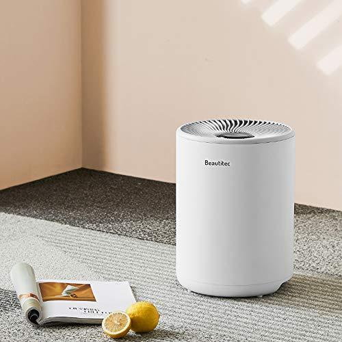 BPT 4.2L Smart Evaporation Luftbefeuchter, automatischer digitaler Touchscreen mit konstanter Luftfeuchtigkeit Wasserfreier Nebel-Timing-Einstellung für das Büro zu Hause im Schlafzimmer