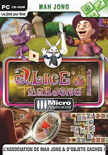 Alice's magical mah jong [Importación francesa]