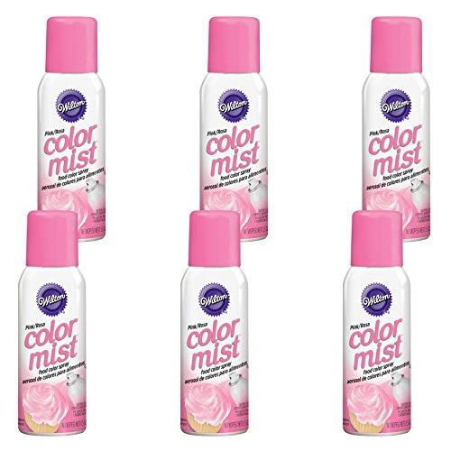 Wilton Pink Color Mist Food Color Spray