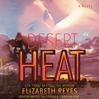 Desert Heat audiobook cover art