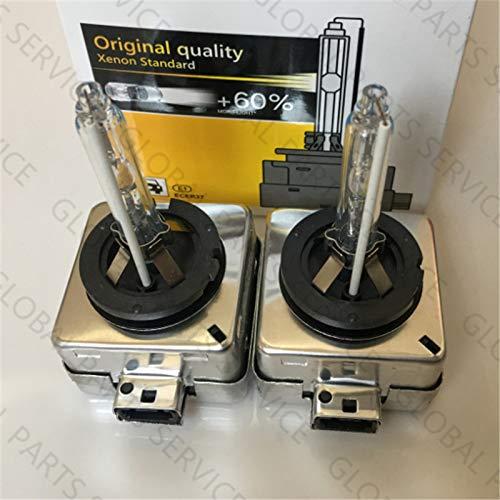 2PCS Vehicle Xenon Lamp Bulb D3S 42V 35W PK32d5 4300K Car Headlamp Bulb 42302 66340 Hernia Lamp Bulb N10721801 N10721805 L0000D3S 7L7Z13N021A