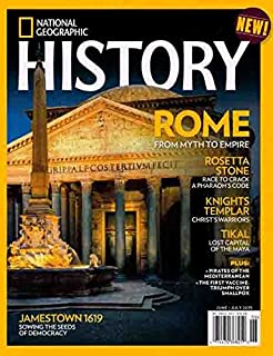 National Geographic Issue #06 June 2015