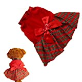 Yagoal hundekleid Haustierkleid Princess Dog Dress Dog Dress for Large Dogs Summer Dog Clothes Skirt...
