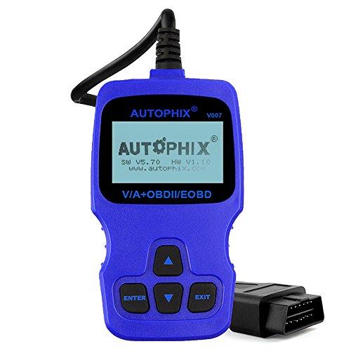 AUTOPHIX V007 Car Code Reader Engine ABS Airbag Transmission SRS EPB Oil Service Diagnostic Scan Tool For Audi VW Skoda
