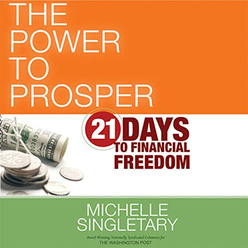 The Power to Prosper audiobook cover art