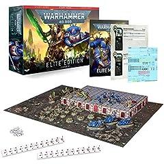 Games Workshop - Warhammer 40,000: Elite Edition Starter Set #1