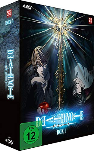 Death Note - Box 1 - [DVD]