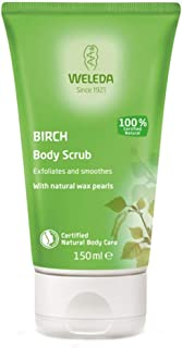 WELEDA Birch Body Scrub, 150ml