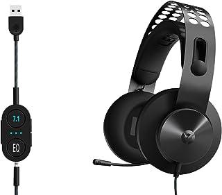 Lenovo Legion H500 Pro 7.1 Surround Sound Gaming Headset., Black, Large