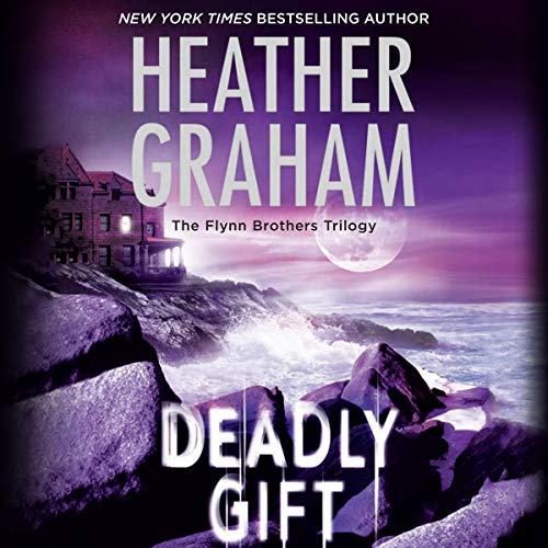 Deadly Gift audiobook cover art