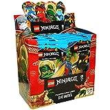 Blue Ocean Lego Ninjago - Serie 6 Trading Cards - 1 display (50 booster - Tedesco