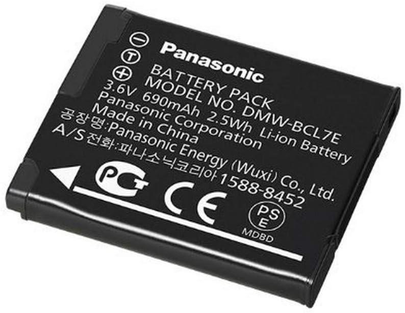 Panasonic DMW-BCL7E - Batería para cámaras de fotos digitales SZ9, SZ3, XS1, FS50, F5