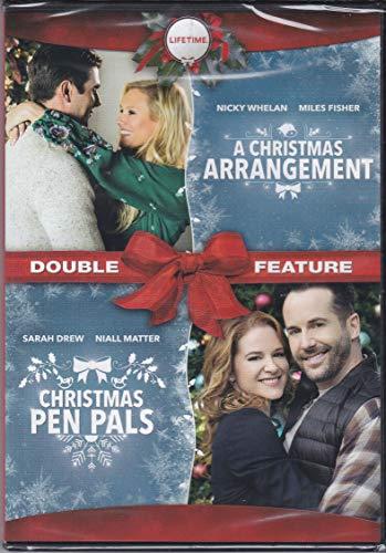 A Christmas Arrangement and Christmas Pen Pals Lifetime