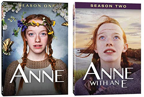 Anne / Anne With An E (Season 1 & 2)