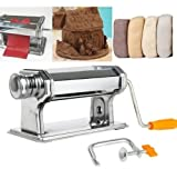 EatingBiting Professional Ultimate Clay Machine Craft Clay Machine Polymer Clay Press Tool Effortless Mixing Blending Colors 15CM Wide Roller Thin 1 to 3 MM Millimeter