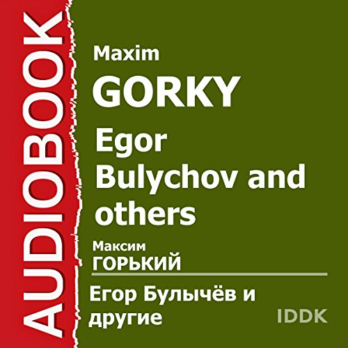 Egor Bulychov and Others audiobook cover art