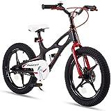 RoyalBaby Bicicleta Infantil para niños y niñas Bicicletas Infantiles Space Shuttle...