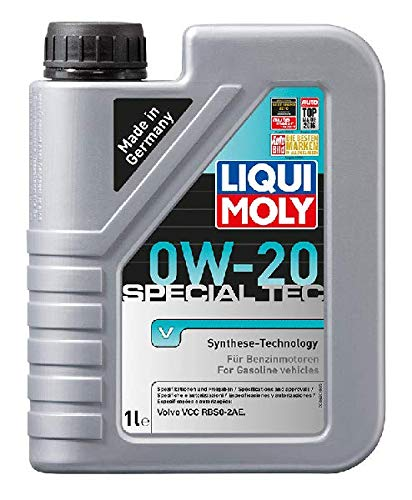 Liqui Moly 20631 Special Tec motorolie V 0W-20 boekje 1 L