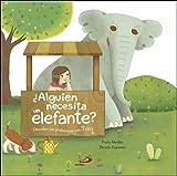 ¿Alguien necesita un elefante?: Descubre las profesiones con Tam (Cuentos ilustrados)