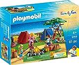 PLAYMOBIL 9153Tiempo Libre 6888de Hoguera, Multicolor