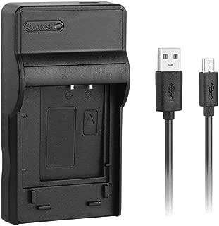LI-90B, LI-92B, LI-50B USB Fast Charger for Olympus LI90B LI92B LI50B Camera Battery, Olympus Tough TG-3, TG-4, SH-1, SH-2, SH-60, SZ-16, SZ-17, TG-850, TG-860, SP-100EE, TG-Tracker More Cameras