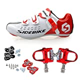 KUKOME SIDEBIKE Road Cycling Shoes
