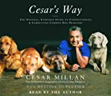Cesar's Way: The Natural, Commonsense Guide to Understanding and Correcting All Common Dog Problems