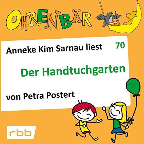 『Der Handtuchgarten』のカバーアート