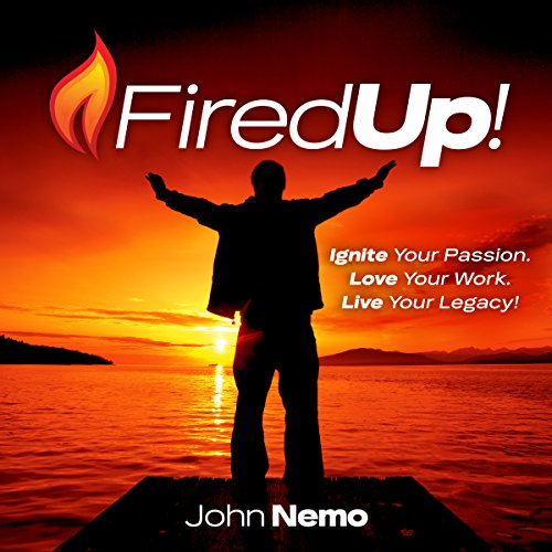 Fired Up! audiobook cover art