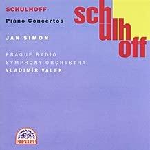Schulhoff;Piano Concertos