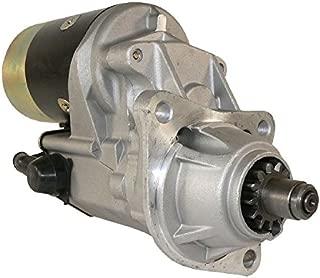 DB Electrical SND0027 Starter (For Ford Truck 6.9L 7.3L Diesel F150 F250 F350 1985-1994 Hi Tork)