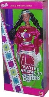 Best native american barbie doll Reviews