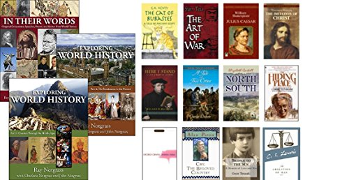 Price comparison product image Exploring World History with Literature Package Notgrass 2014