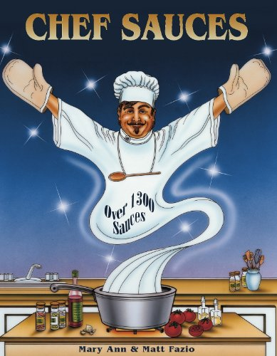 Chef Sauces: Over 1300 Sauces (English Edition)