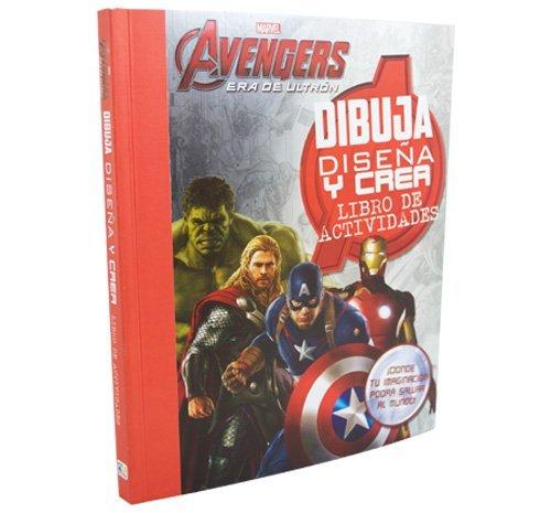 Avengers, era de Ultrón. Dibuja, diseña y crea