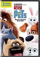 Secret Life of Pets / [DVD] [Import]