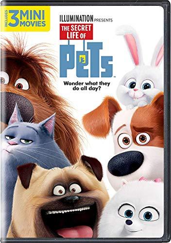 SECRETPETS DVD