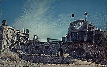 Mystery Castle Phoenix, Arizona Original Vintage Postcard